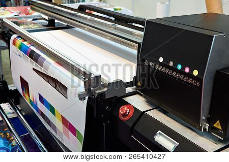 The Ink In Cartridges And A Plotter