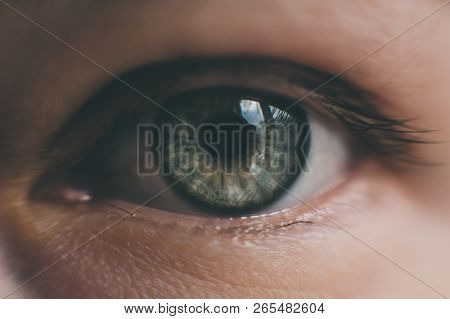 Eye Girl Closeup Eye Girl Closeup Eye Girl Closeup