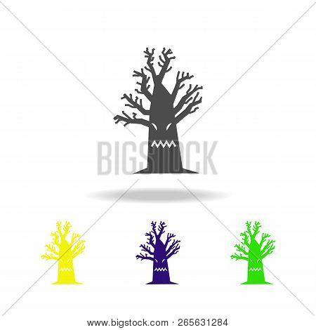Horrible Tree Vector & Photo (Free Trial) | Bigstock