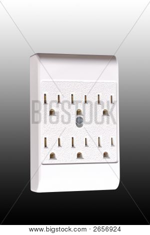 6  Way Electrical Outlet