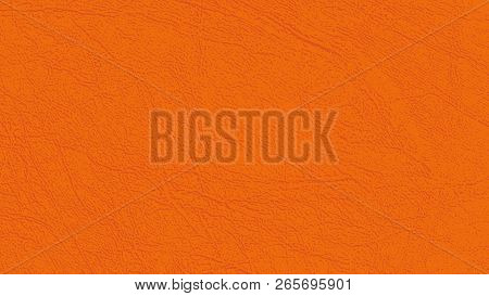 Colored Skin Texture, Natural Or Faux Leather Background. Leatherette, Closeup. Modern, Fashionable