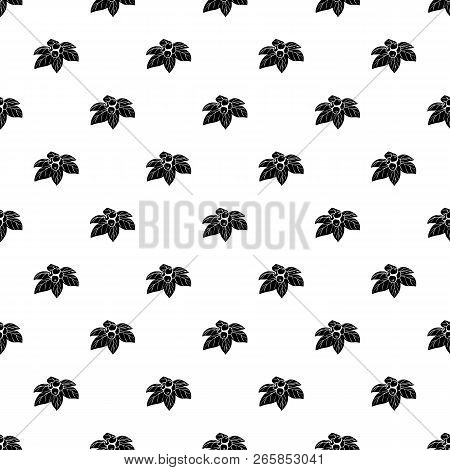 Whortleberries Pattern Vector Seamless Repeating For Any Web Design