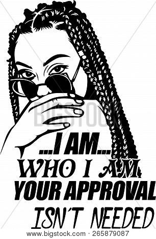 African American Pretty Lady Classy  Diva Queen Power Strong Female Woman Praying God Believe Life Q