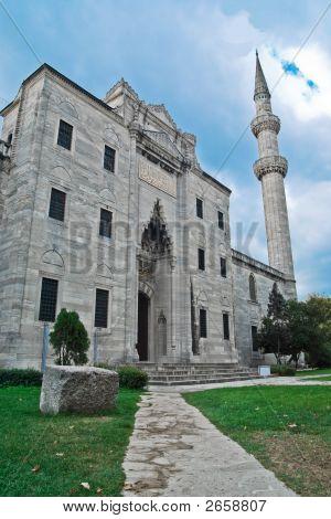 Suleimanie Mosque, Istanbul, Turkey