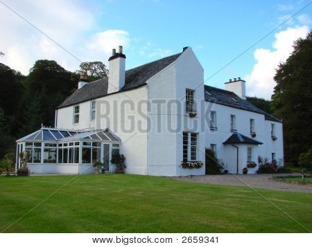 Country Mansion House