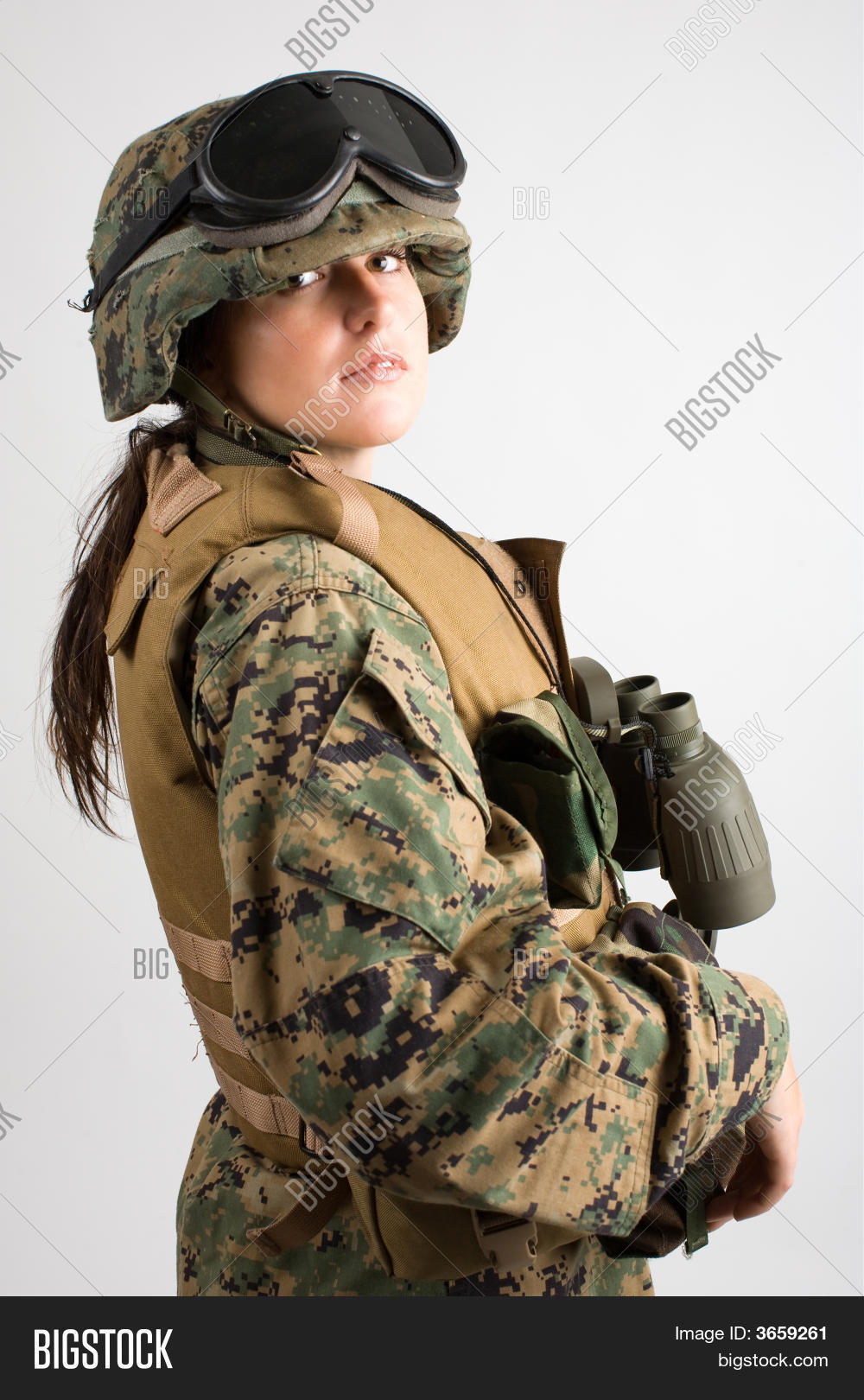 Us army girl