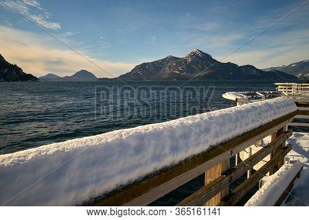 Porteau Cove Howe Sound Bc. A Sunny Winter Day At Porteau Cove Provincial Park, British Columbia, Ne