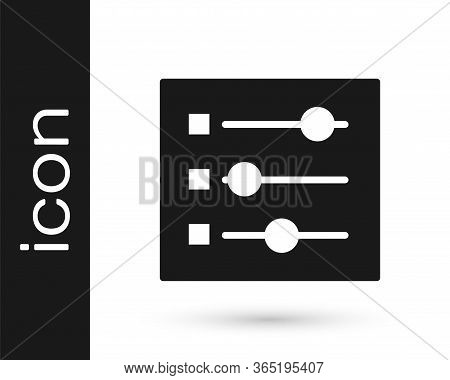 Grey Car Settings Icon Isolated On White Background. Auto Mechanic Service. Repair Service Auto Mech