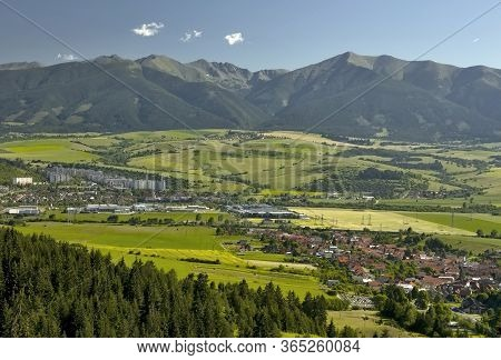 The Ridges Of The Western Tatras - Salatin, Raztoka, Prislop, Hruba Kopa, Tri Kopy, Placlive, Barane