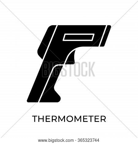 Thermometer. Thermometer icon. Thermometer vector. Thermometer icon vector. Thermometer illustration template. Thermometer design. Medical Thermometer vector icons. Thermometer vector icon flat design for web icons, logo, sign, symbol, app, UI.