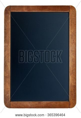 Empty Chalk Board Background/blank.blackboard Background.blackboard Texture. Chalkboard Or School Bo