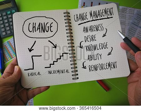 Notes on Change Management for Business
