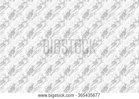 Gray Abstract Background, Gray Spots On A White Background.