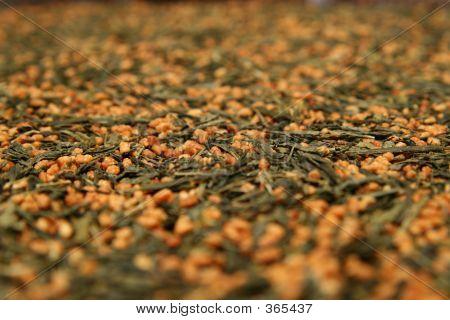 Green Tea - Genmaicha