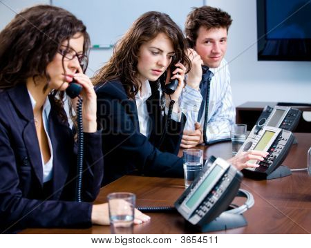 Phone Operators
