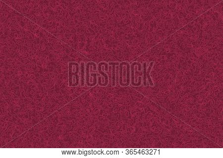 Cute Design Red Abstraction Multi Colored Cg Backdrop Illustration