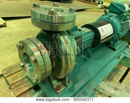Industrial Engine In The Enterprise\nindustrial Engine In The Enterprise