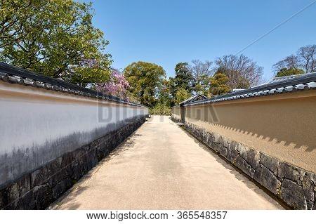 Koko-en Japanese Garden In Himeji, Hyogo Prefecture, Japan