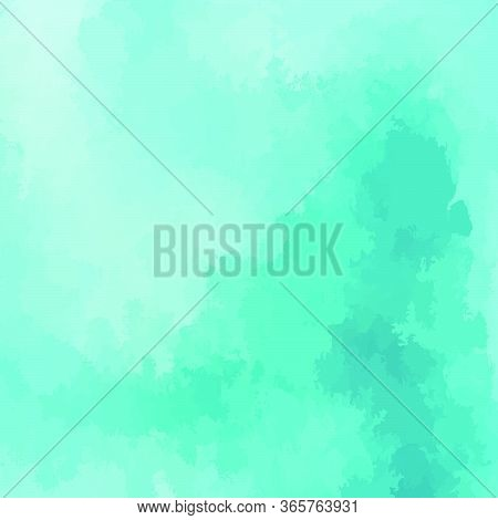 Abstract Modern Vector Background, Square Format. Digitally Generated Contemporary Wallpaper. Light