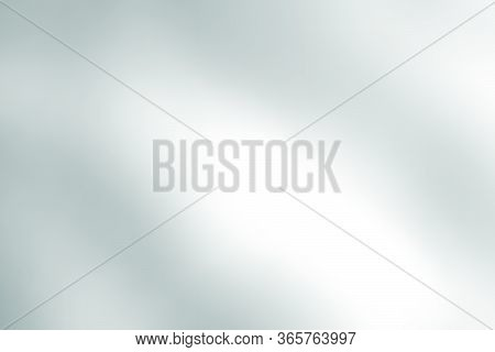 Abstract Smooth Blur Modern Background. Light Grey Neutral Vector Contemporary Backdrop, Horizontal