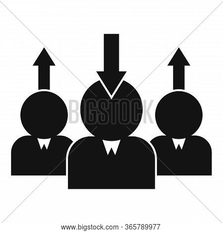 Teamwork Advice Icon. Simple Illustration Of Teamwork Advice Vector Icon For Web Design Isolated On