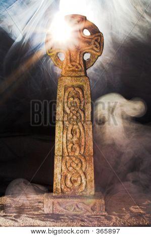 Mysterious Celtic Cross V