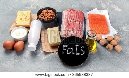 Foods Rich In Fats