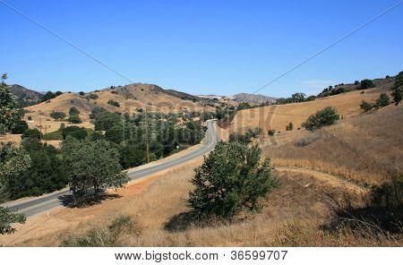 Las Virgenes Road