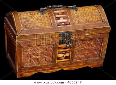 Wooden Ancient Chest