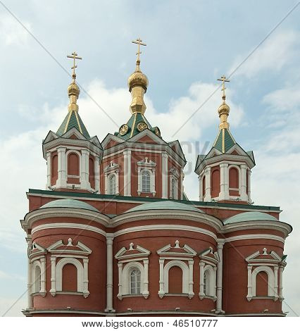 Cathedral Of The Exaltation Of The Cross