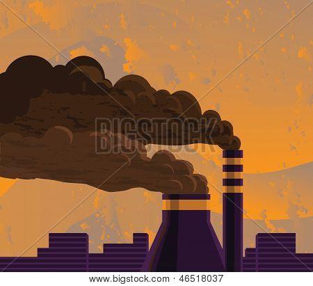Ecology Of City