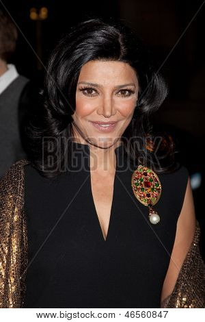 NEW YORK - NOVEMBER 30: Actress Shohreh Aghdashloo attends IFP's 19th Annual Gotham Independent Film Awards at Cipriani, Wall Street on November 30, 2009 in New York City.