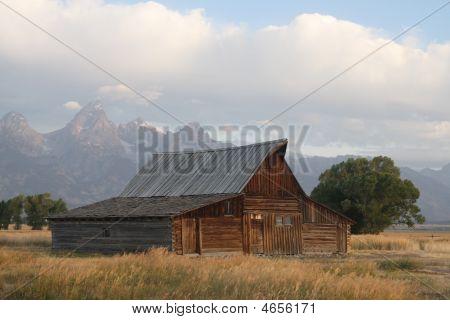 Morman Barn