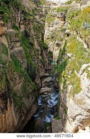 Ronda Spain Gorge