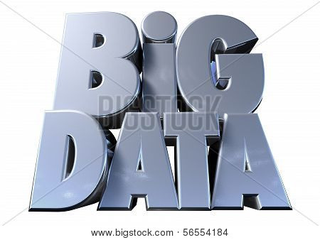 Big Data On White