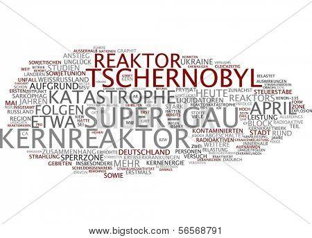 Word cloud - Chernobyl
