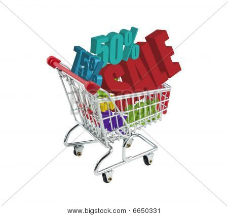 Shopping Trolley Sale Offers