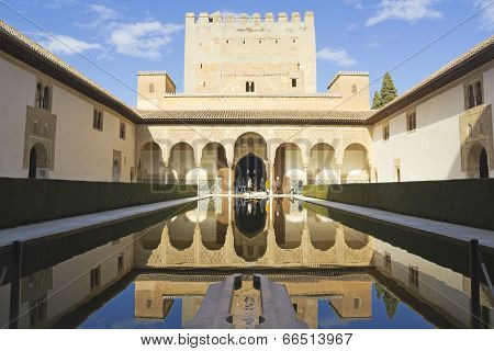 The Royal Complex Of Alhambra