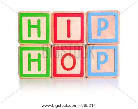 Hip Hop Blocks
