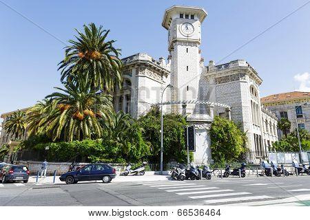 Lycee Massena, Academie De Nice