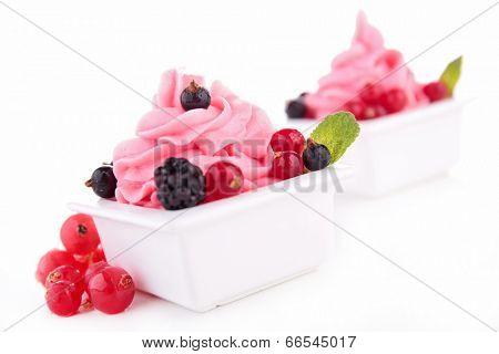 ice cream-frozen yogurt