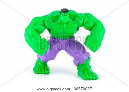 The Hulk Toy Character
