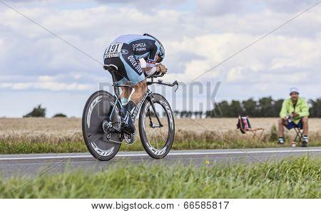 The Cyclist Levi Leipheimer