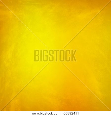 Grunge Background - Seamless Texture Stucco Of Ochre Color