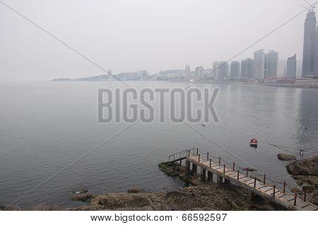Yantai Cityscape