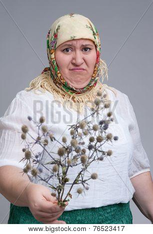 Disgusting Woman