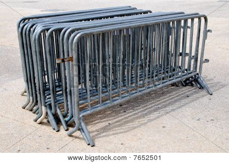 Barriers for crowd control