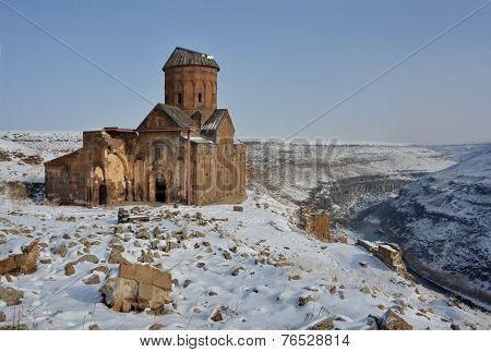 Ani - Saint Gregory Church