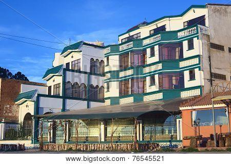 Hotel Residencial Brisas del Titicaca in Copacabana, Bolivia