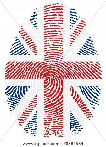UK fingerprint
